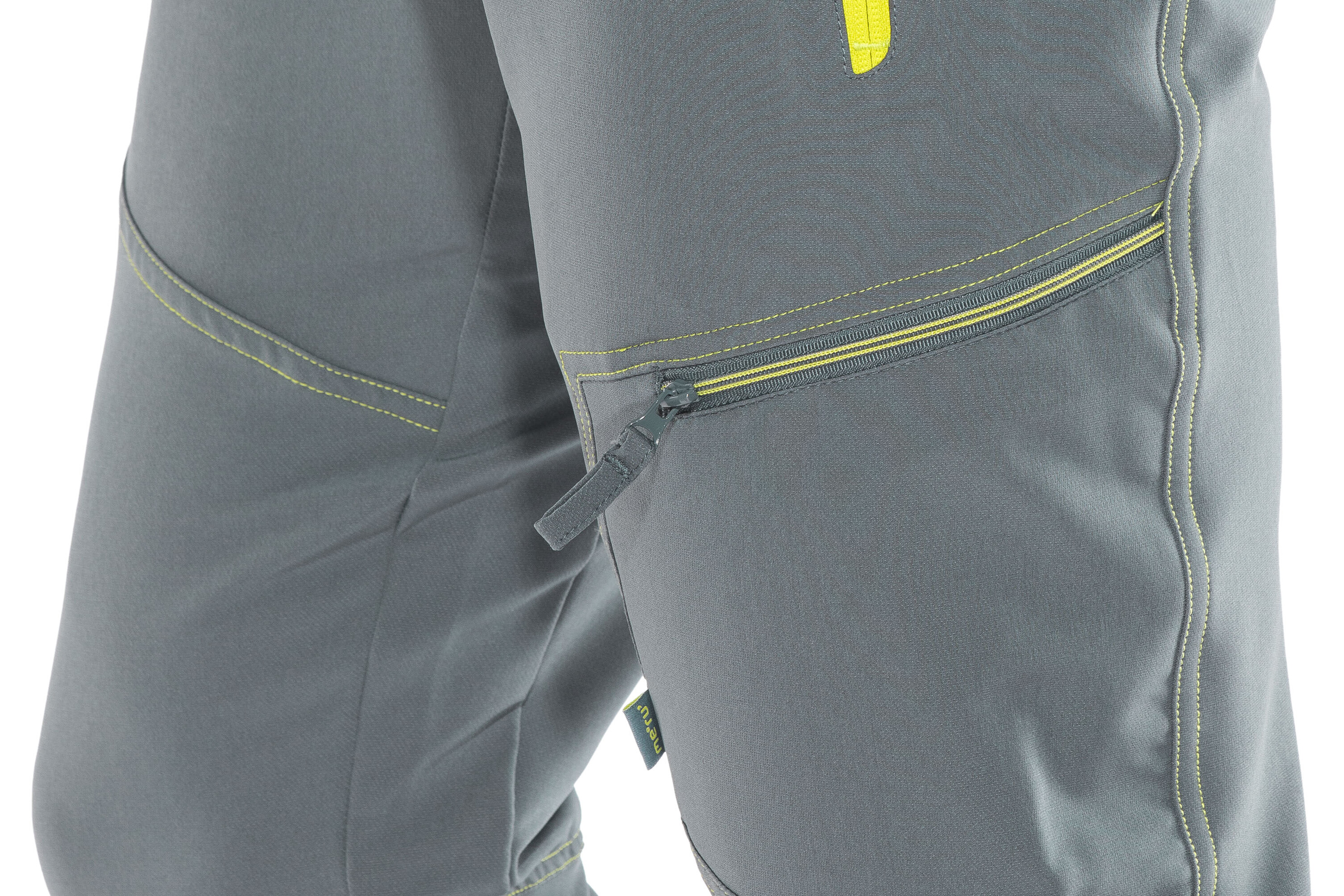 36d9ca938e37 Meru Hawea Pants Men grey at Addnature.co.uk